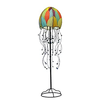Amazon.com: Eangee Jellyfish Series Floor Lamp, 67-Inch Tall ...