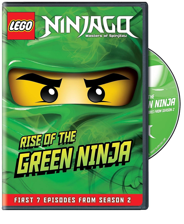 Amazon.com: Lego Ninjago: Masters of Spinjitzu- Rise of the ...