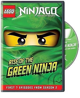 Lego Ninjago: Masters of Spinjitzu - Rise of Green Reino ...