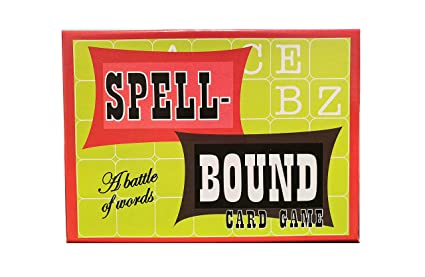 Amazon.com: spell-bound palabra Juego de cartas: Toys & Games