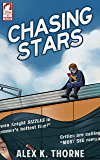 Chasing Stars (The Superheroine Collection Book 3) (English Edition)