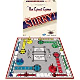 Winning Moves Games Sorry Classic Edition Board Game, Multicolor