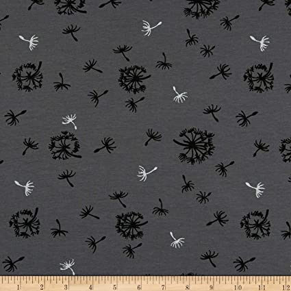 eaa6bf84751 Amazon.com: STOF France Volovent Stretch Jersey Knit Fabric ...