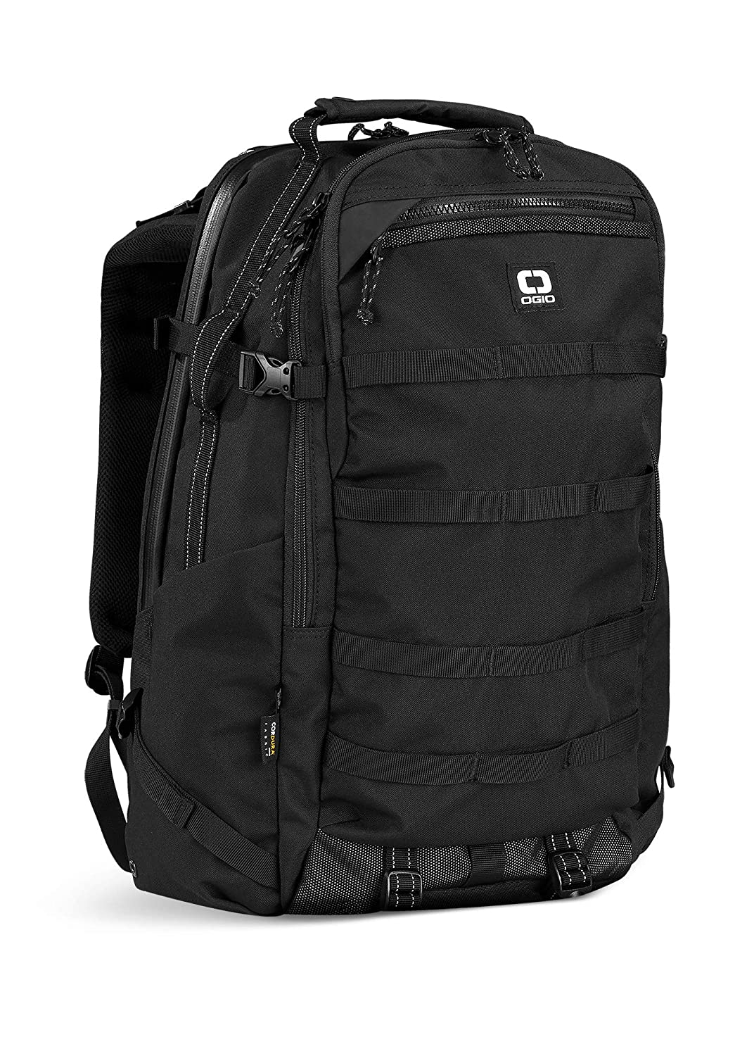 e23542c484 Amazon.com: OGIO ALPHA Convoy 525 Laptop Backpack, Black: Sports & Outdoors