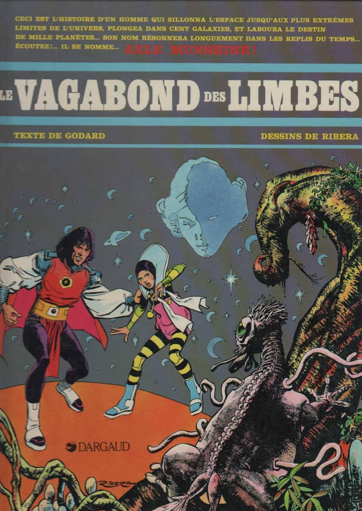 LE VAGABOND DES LIMBES - LE LABYRINTHE VIRGINAL Album – 1 décembre 1988 Jean-Michel Charlier Jean Giraud Dargaud 2205006959