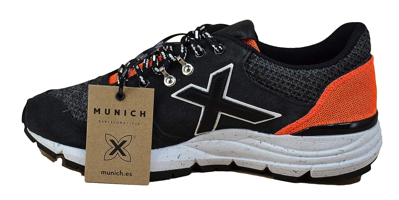 arancioAmazon itScarpe Fuga Nera Sneakers Borse Munich E LqzVSMGUp