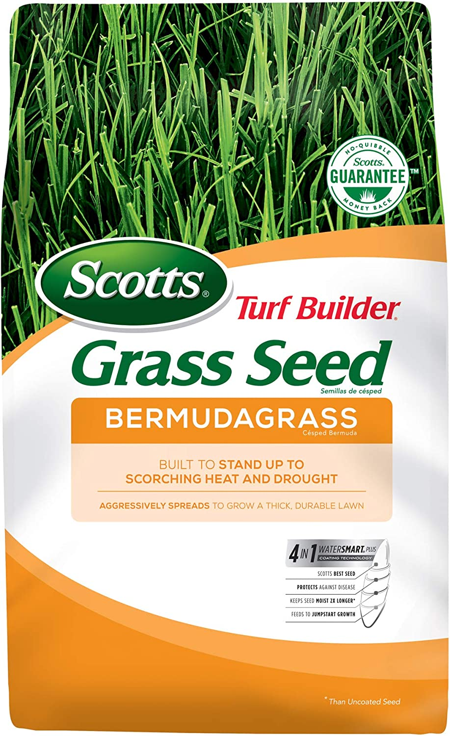 Scott's Turf Builder Bermuda Grass Seed
