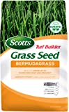 Scotts 18353 Turf Builder Grass Seed Bermudagrass, 5 lb.
