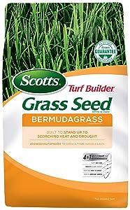 Scotts 18353 Turf Builder Grass Seed Bermudagrass