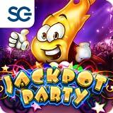 #9: Jackpot Party Casino Slots - Free Vegas Slot Games HD
