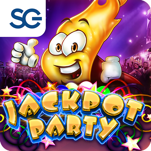 Jackpot Party Casino Slots - Free Vegas Slot Games HD]()
