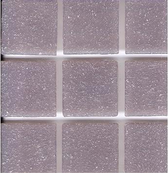 Light Purple Brio Color Mosaic Tile Modwalls Small Square Tile Amazon Co Uk Diy Tools