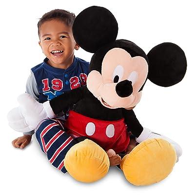 """Disney Mickey Mouse Plush Toy 25"""": Toys & Games"""