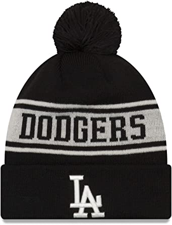 New Era Los Angeles Dodgers Seasonal Jake Beanie Hat Mütze MLB ... 6f007e6bd4c6