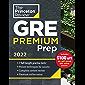 Princeton Review GRE Premium Prep, 2022: 7 Practice Tests + Review & Techniques + Online Tools (Graduate School Test…