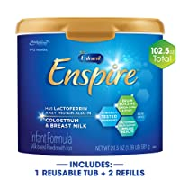 Deals on Enfamil Enspire Baby Formula Milk Powder & Refills 102 oz
