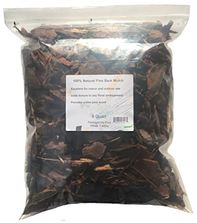 100% Pine Bark Mulch