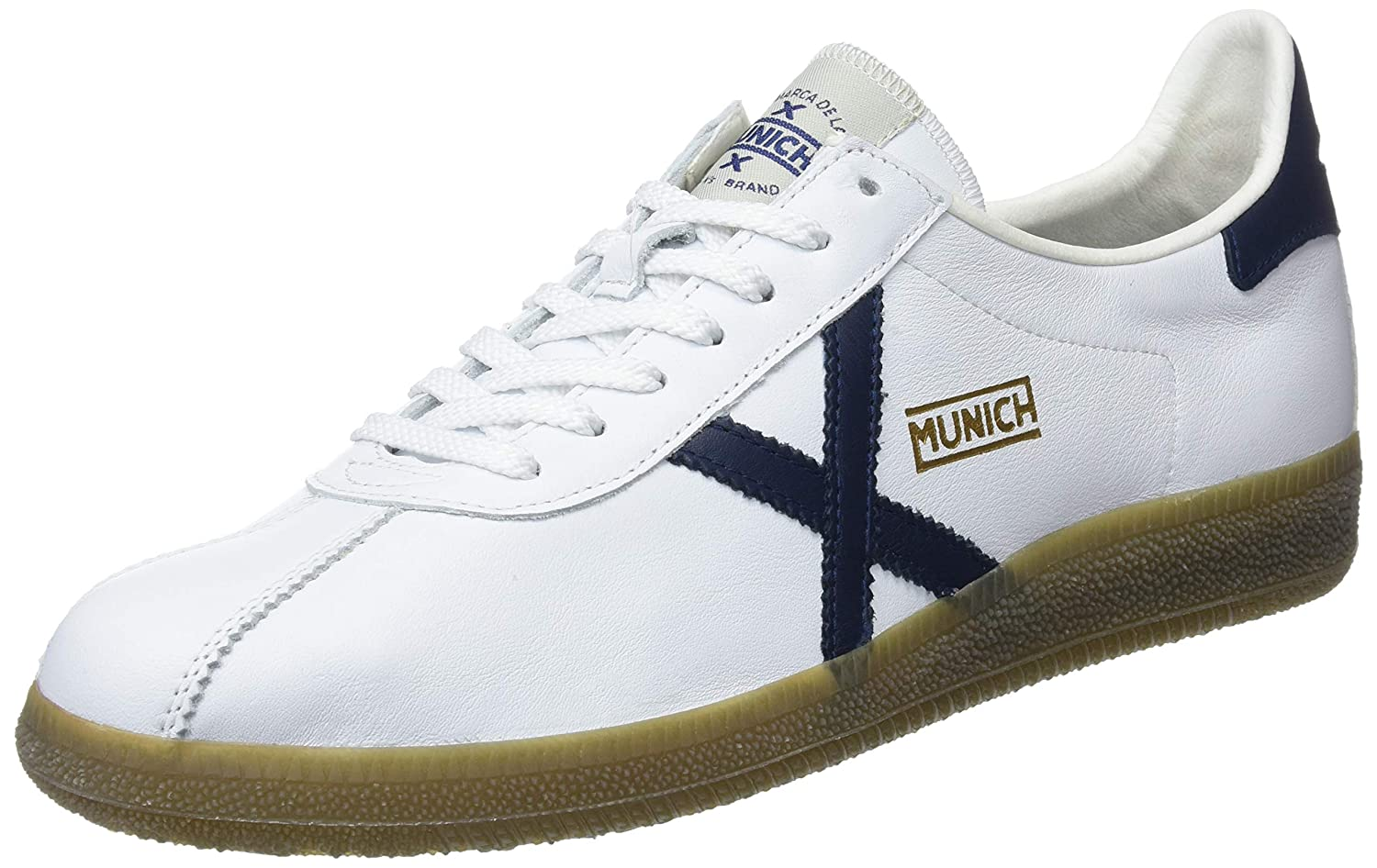 TALLA 44 EU. Munich Barru, Zapatillas Unisex Adulto