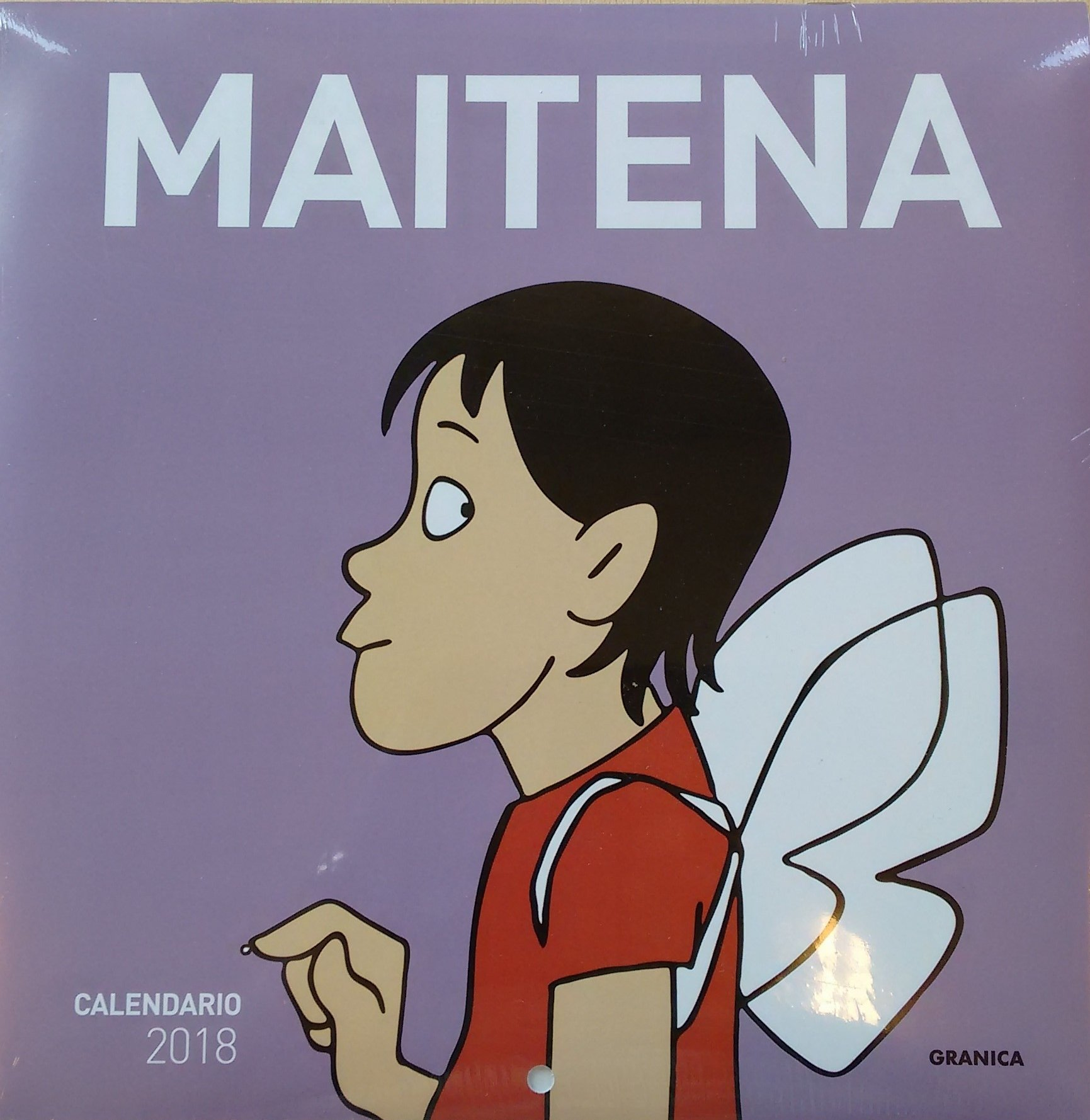 Mafalda 2018 Calendario de pared (Spanish Edition): Maitena ...