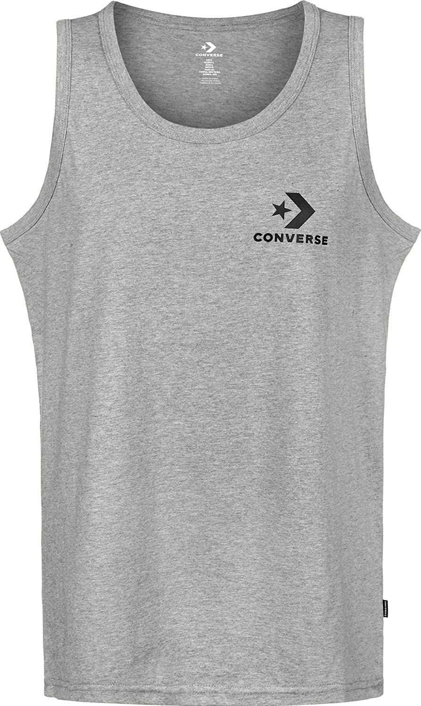 Converse Herren Tank Tops Star Chevron: : Bekleidung