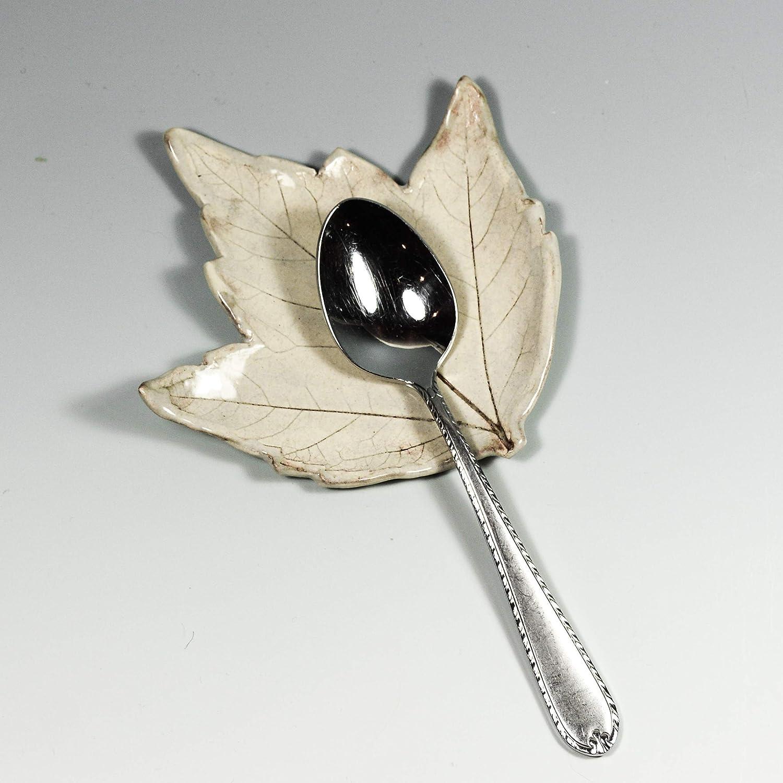 Handmade Ring Dish Maple