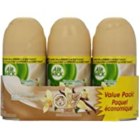 Air Wick Freshmatic Air Freshener, Automatic Spray Refills, Vanilla Passion, 3 Refills