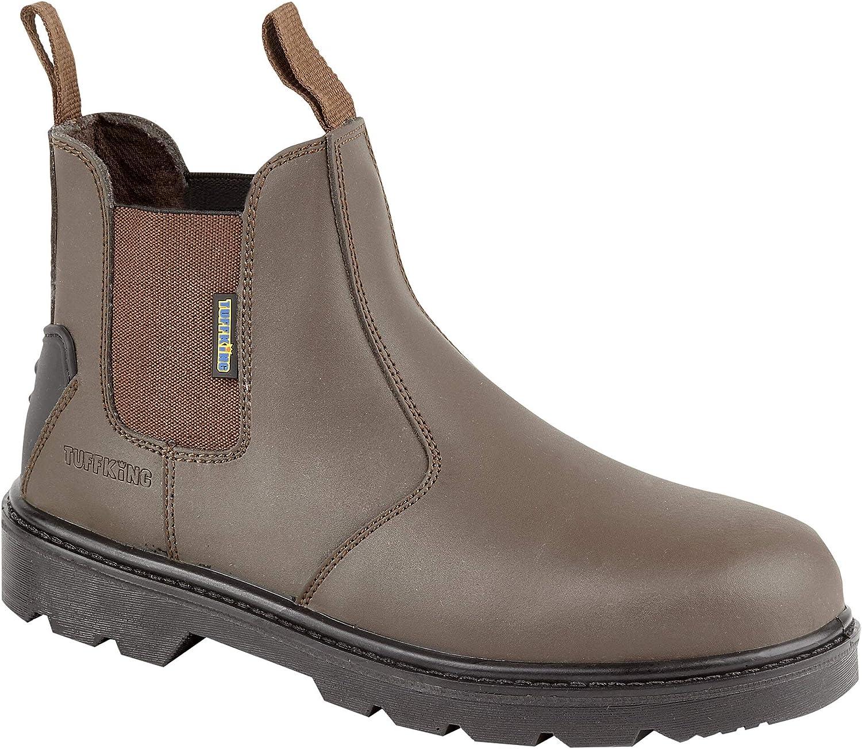 Tuffking 9552 Waxy Brown Leather Dealer