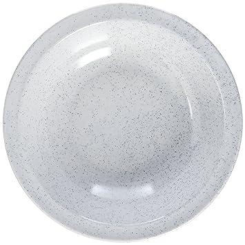 20,5 cm Ø granit tief Waca Melamin Teller