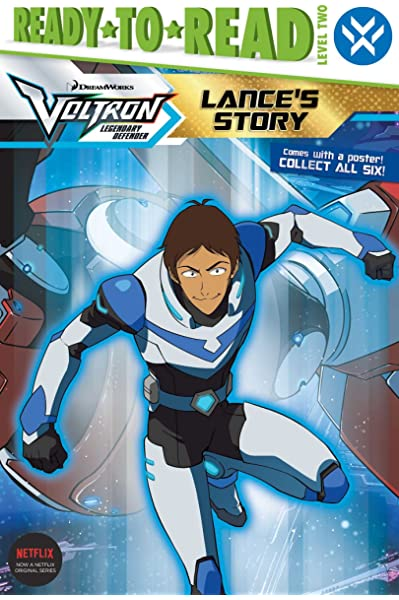 The Paladin's Handbook: Official Guidebook of Voltron