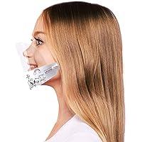 Urhome ansiktsvisir av plast | skyddande visir | universellt ansiktsskydd | visir för skydd mot vätskor | ansiktsskydd…