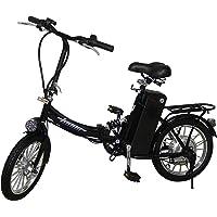 """tooco-innovative elektromobilität Elektro Klapprad 16"""" 41cm Pedelec ALU-FELGEN Elektrofahrrad Ebike E-Bike Fahrrad"""