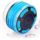 KONG KIM LED Portable Wireless Bluetooth Speakers V4.0 With Waterproof IP67. HD Sound and Bss For iPhone iPod iPad Phones