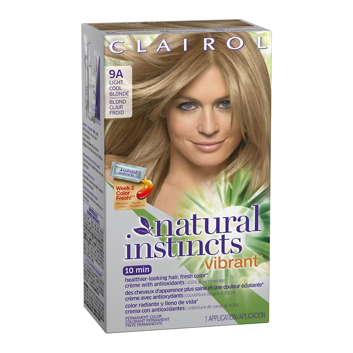 Semi Permanent Hair Color Natural Instincts