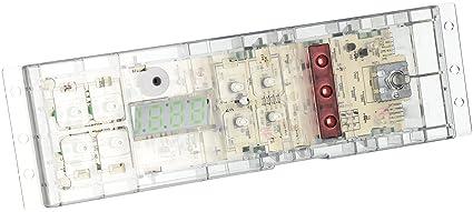 amazon com general electric wb27x10311 control board home improvement rh amazon com GE Electric Dryer Motor Switch Wiring GE Refrigerator Wiring Schematic