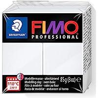 Fimo 80040 Fimo Professional Modelleme Kili 85 gr. Beyaz