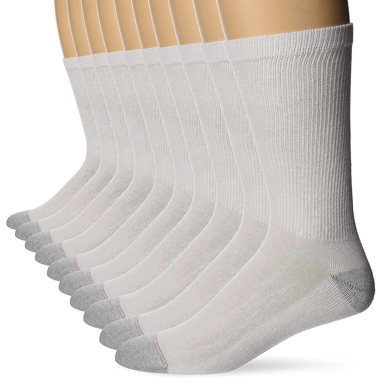 Hanes Mens Ultimate Crew Socks