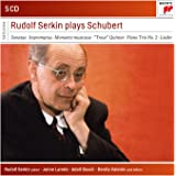 Rudolf Serkin plays Schubert (Coffret 5 CD)