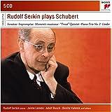 Rudolf Serkin Plays Schubert