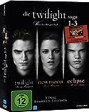 Die Twilight Saga 1-3 - Was bis(s)her geschah... (inkl. Sammelkarte) [Limited Edition] [3 DVDs]