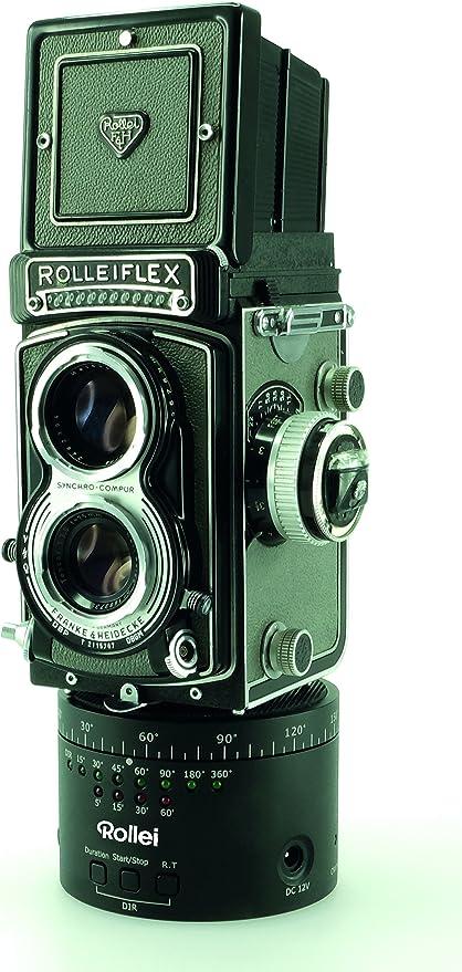 Rollei ePano II 360 - Rótula motorizado para trípode, Color Negro ...