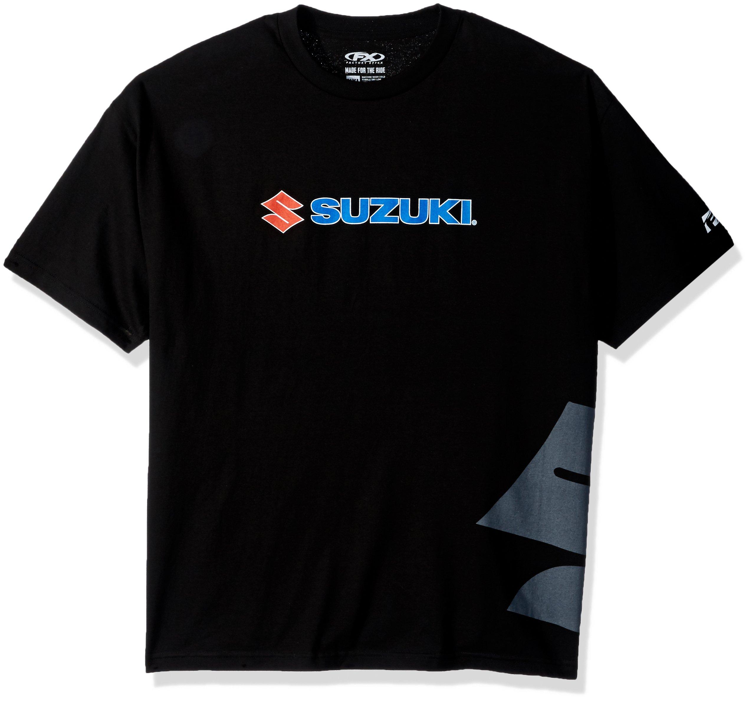 Factory Effex 15-88476 Suzuki Big 'S' T-Shirt
