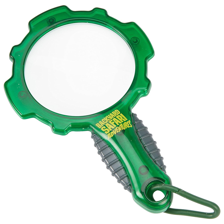 amazon com backyard safari magnifying glass toys u0026 games