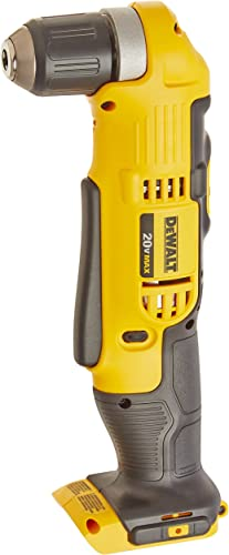 DEWALT 20V MAX Right Angle Drill, Cordless, Tool Only DCD740B