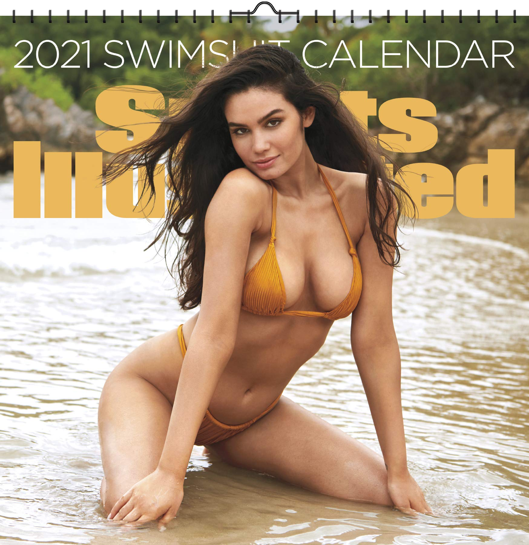 2021 Sports Illustrated Swimsuit Deluxe Calendar: Trends