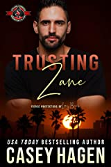 Trusting Zane (Special Forces: Operation Alpha) (Fierce Protectors Book 6) Kindle Edition
