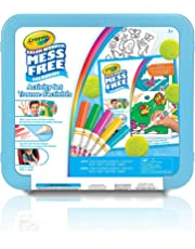 Crayola Color Wonder Mess Free Art Kit, Mess Free Colouring, Washable, No Mess, for Girls and Boys, Gift for Boys and Girls, Kids, Ages 3, 4, 5,6 and Up, Summer Travel, Cottage, Camping, on-the-go,  Arts and Crafts,  Gifting
