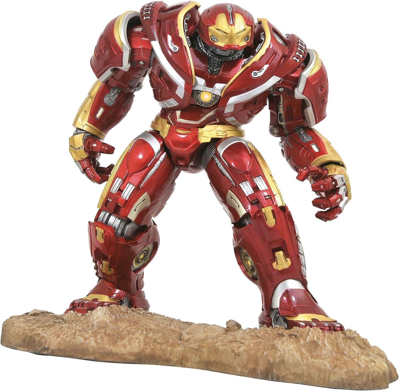 Diamond Select Toys Marvel Gallery Avengers Infinity War Iron Man Mk50 PVC Figur