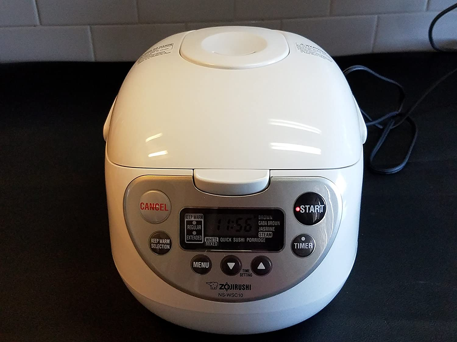 Zojirushi Micom Rice Cooker and Warmer, up to 5.5 Cups Uncooked