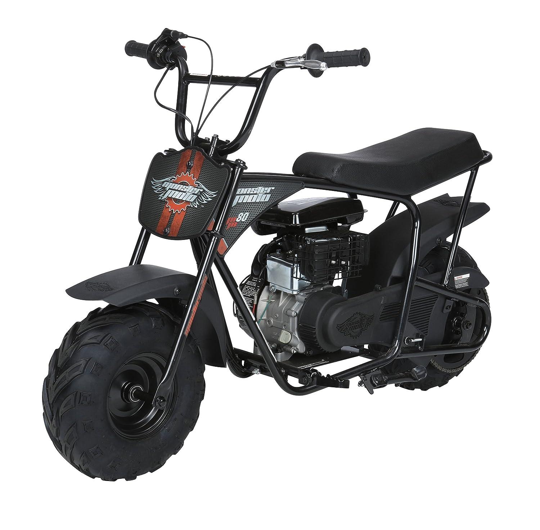 Amazon.com: Monster Moto Classic Mini Bike -Assembled in the USA ...
