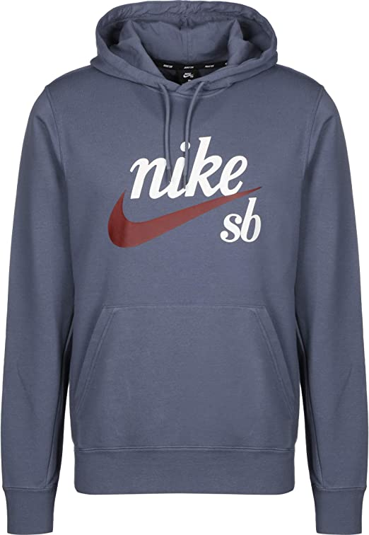 : Nike SB Icon Washed Men's Pullover Hoodie